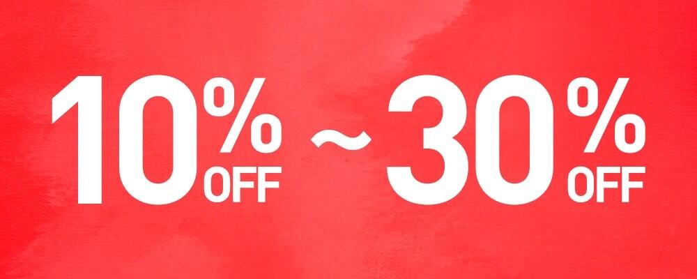 30%OFF