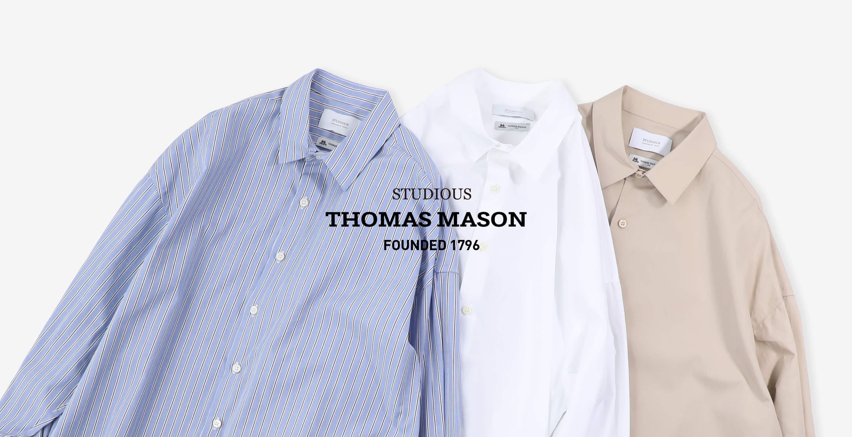 THOMAS MASON SHIRTS