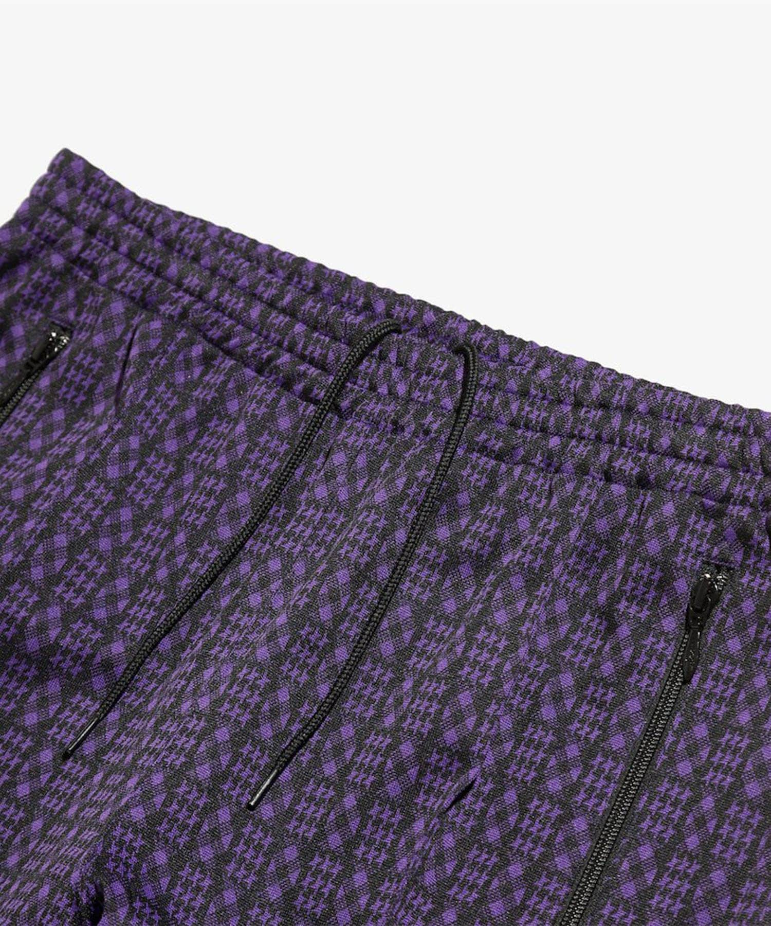 TRACK PANT POLY JQ NEEDLES