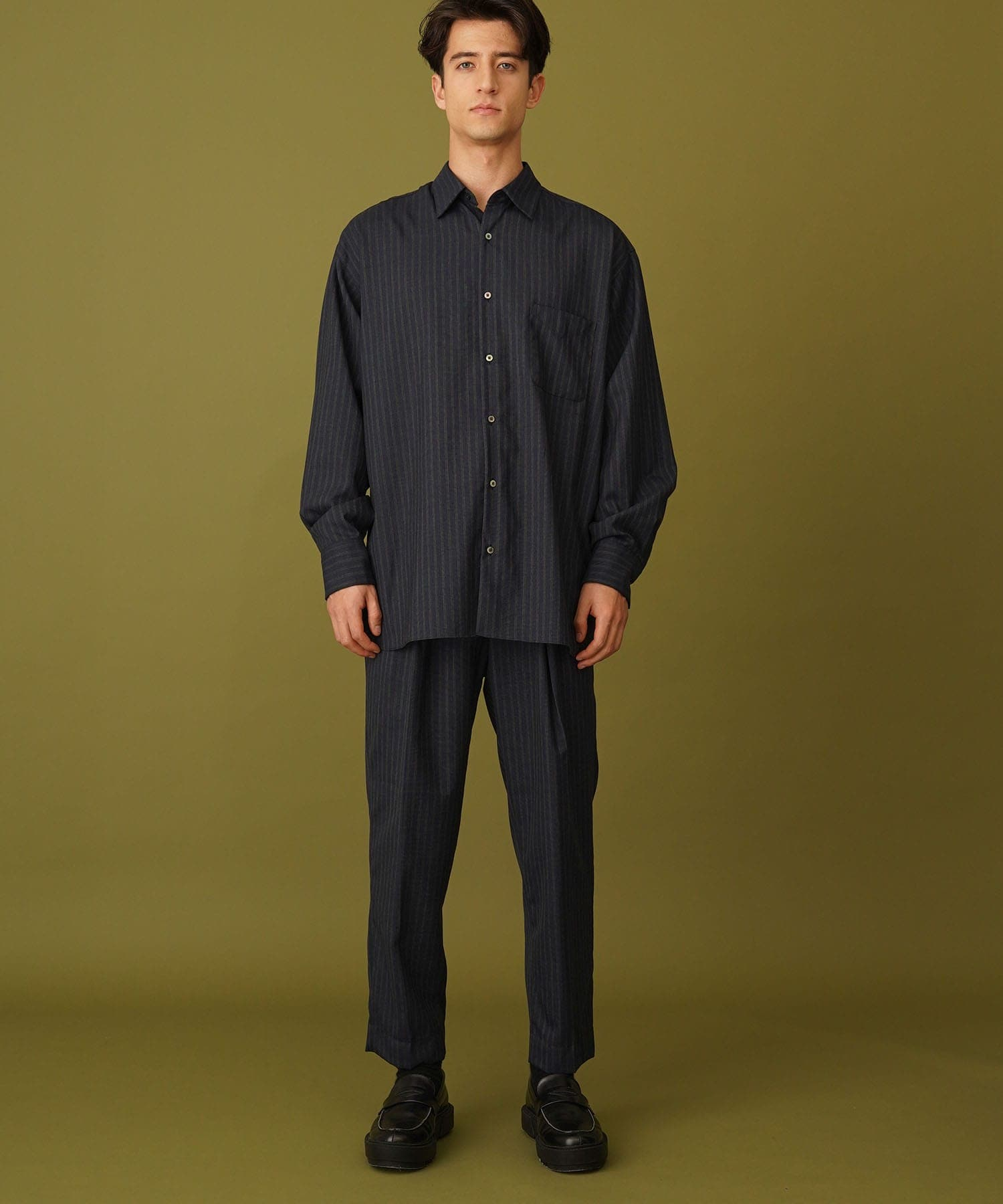 PEGTOP EASY TROUSERS MARKAWARE