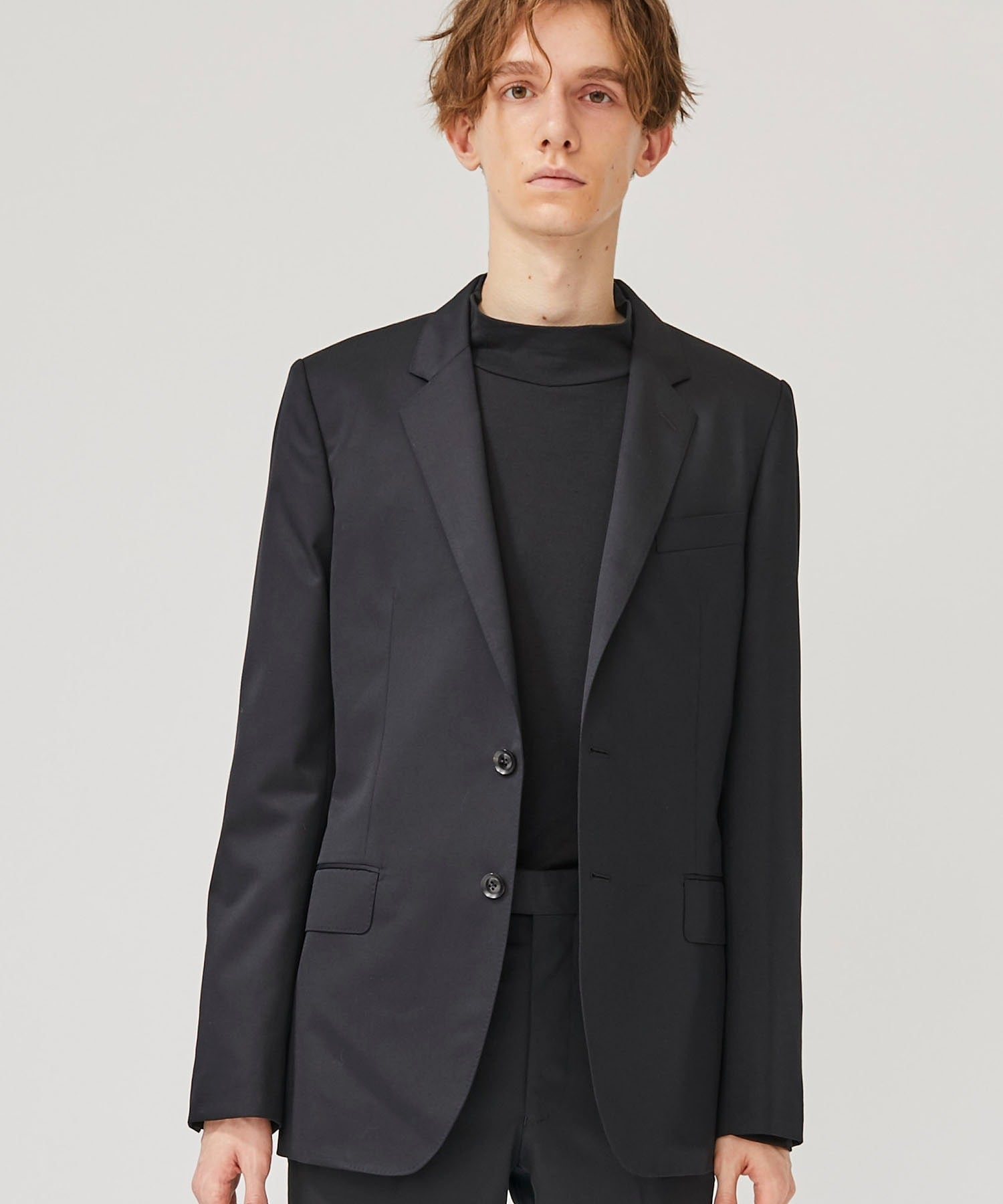 WOOL 2BUTTON JACKET JOHN LAWRENCE SULLIVAN