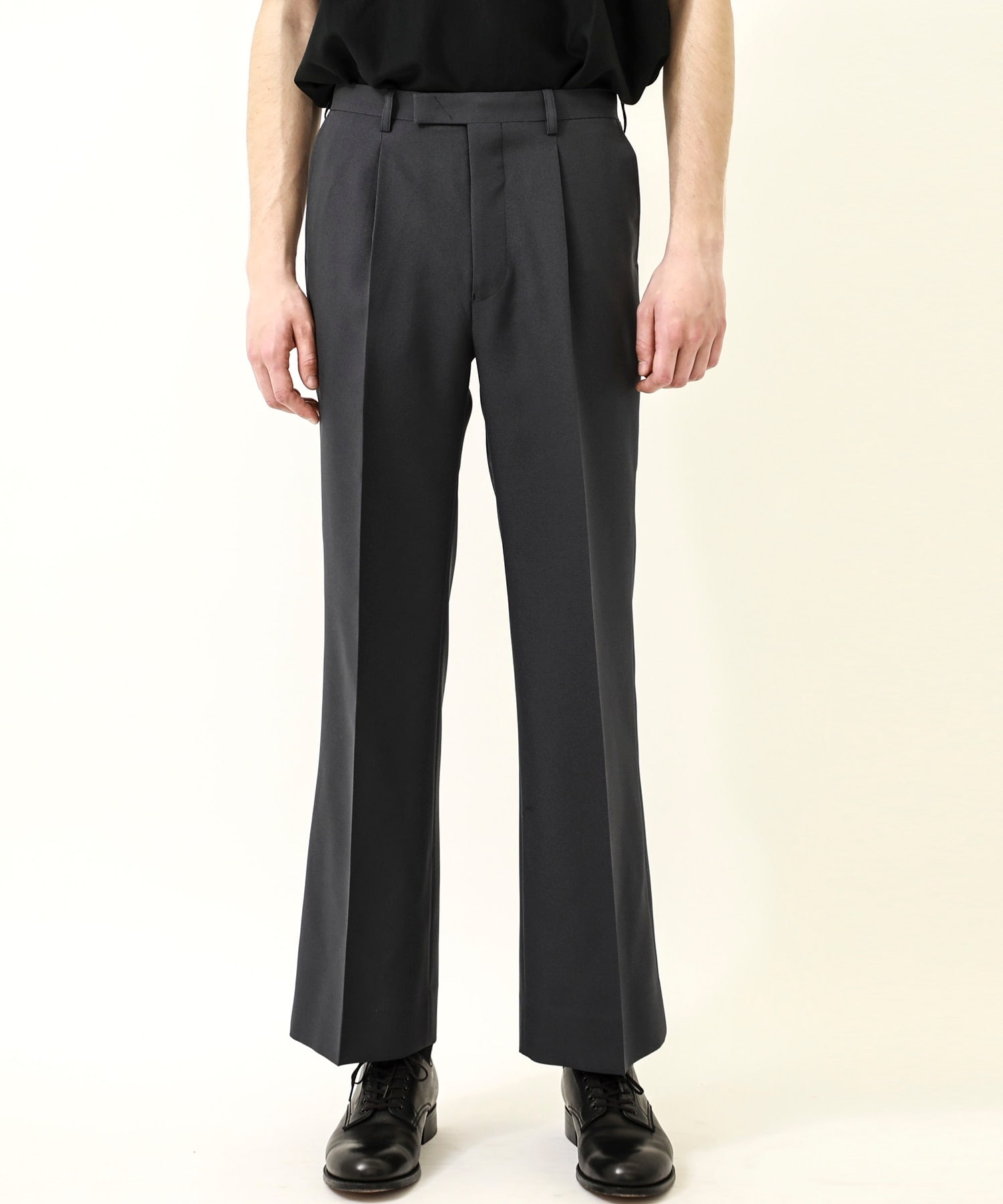 POLY FLARE PANTS LAD MUSICIAN