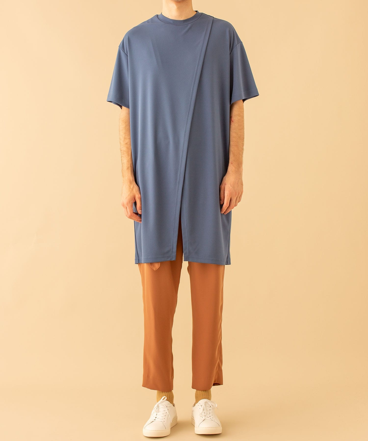 LONG LAYERED TEE CULLNI