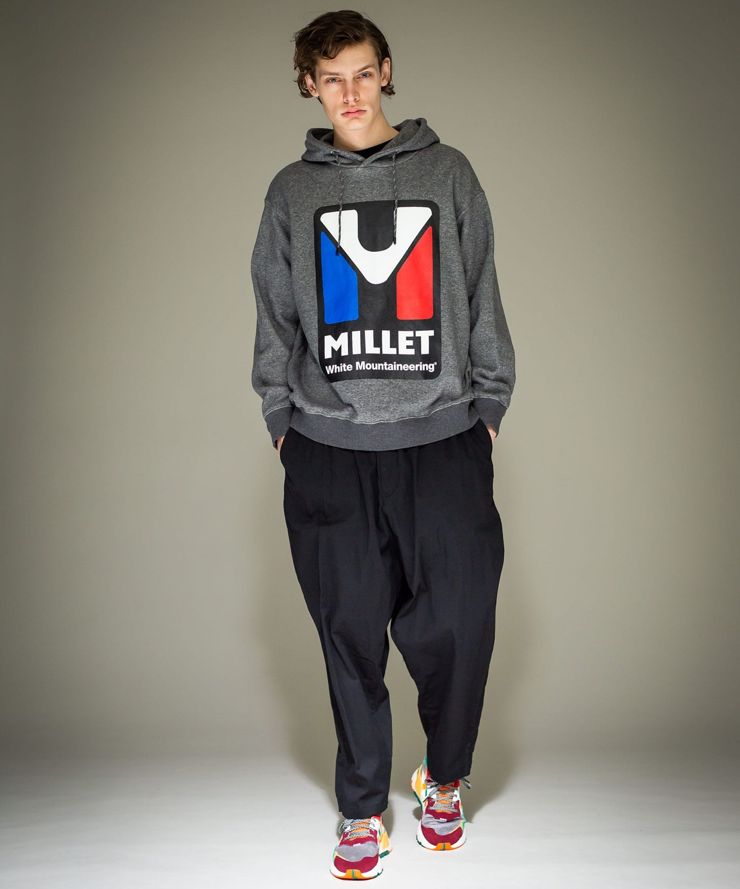 ×MILLET パーカー White Mountaineering