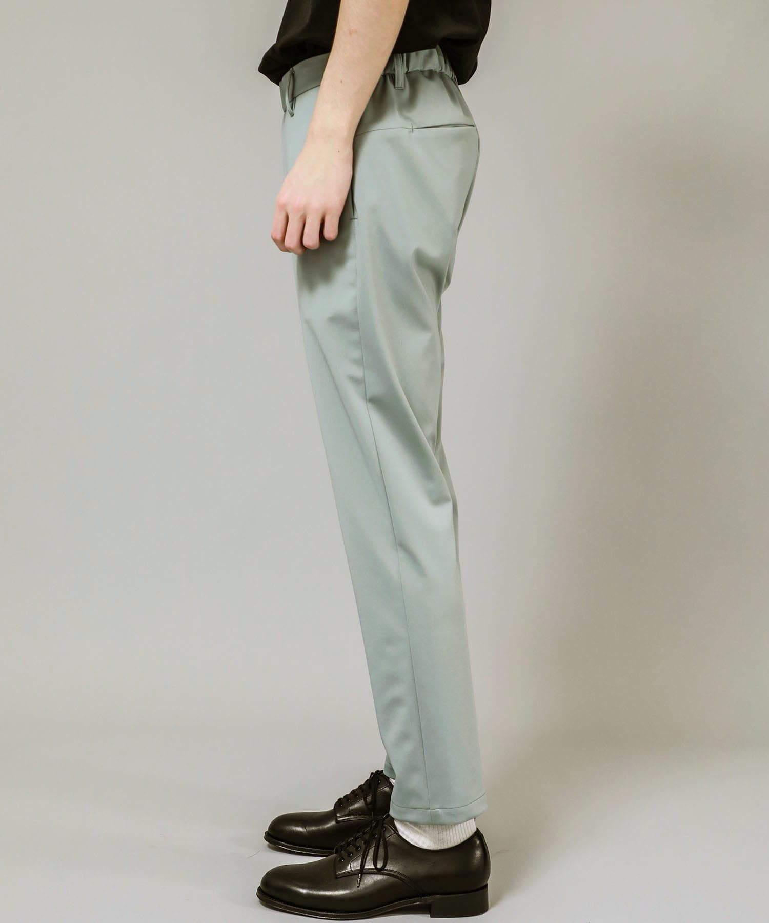STUDIOUS 別注 TAPERED SLACKS ATTACHMENT