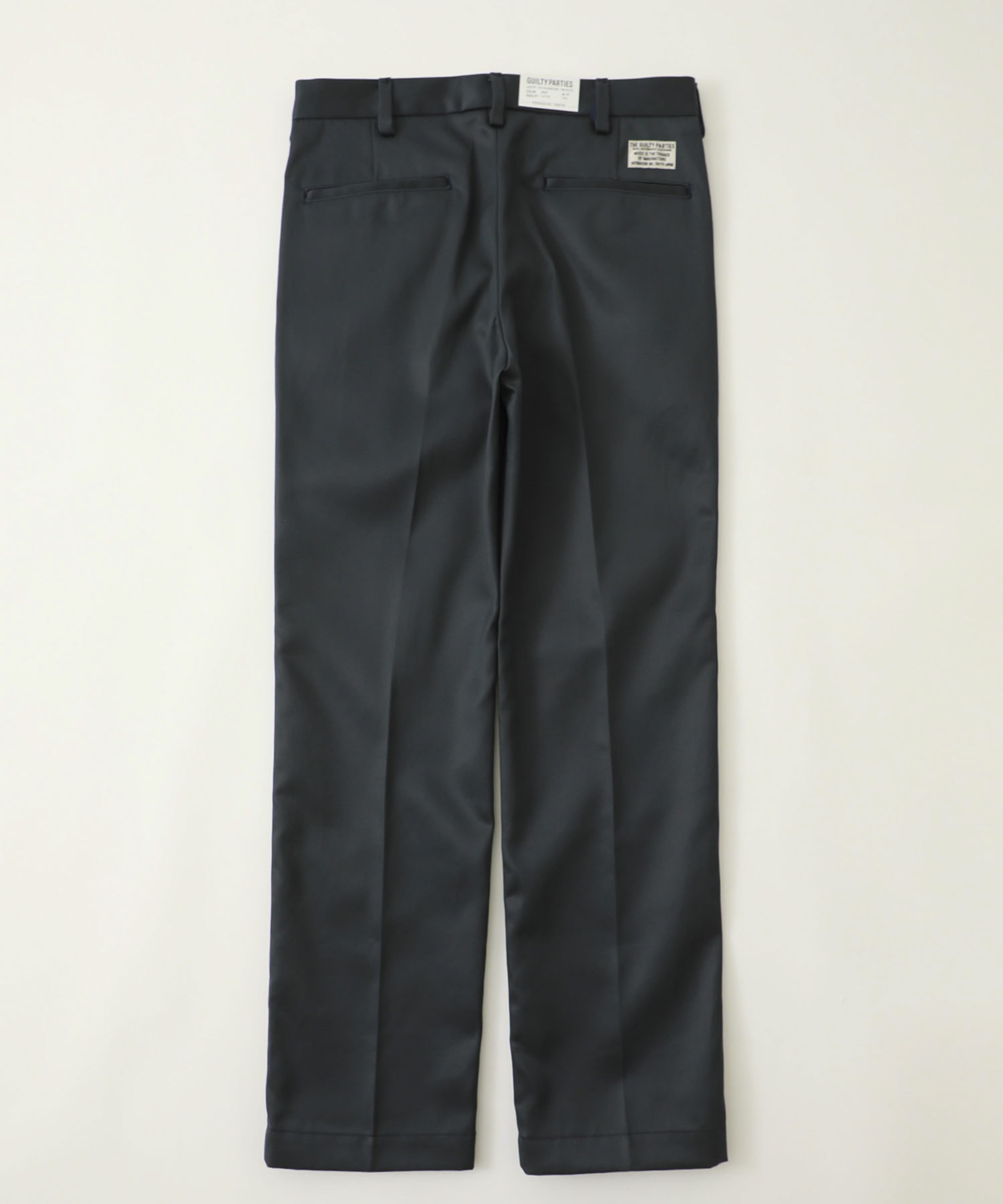 CHINO TROUSERS ( TYPE-1 ) WACKO MARIA