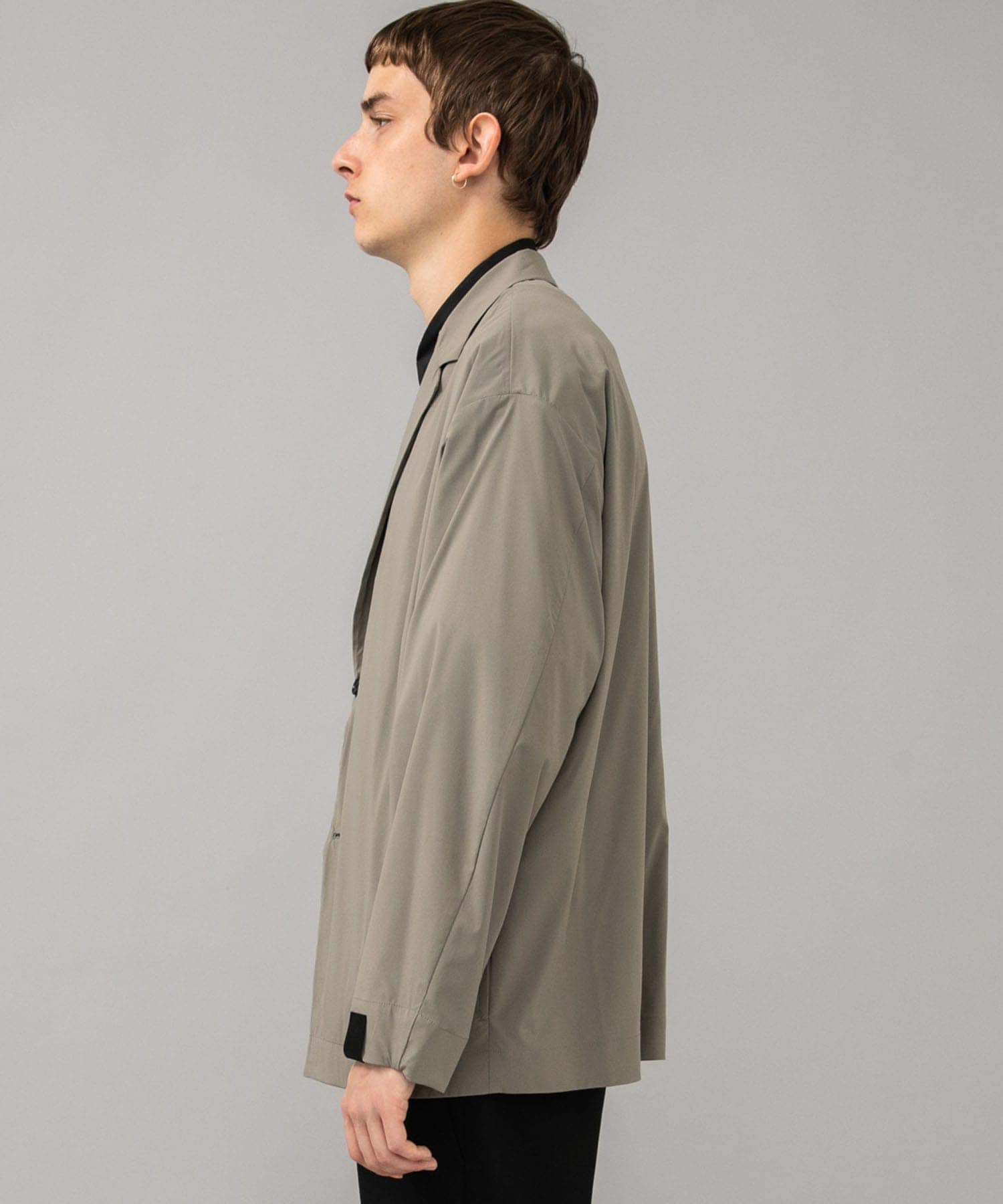 TAILORED JKT N.HOOLYWOOD