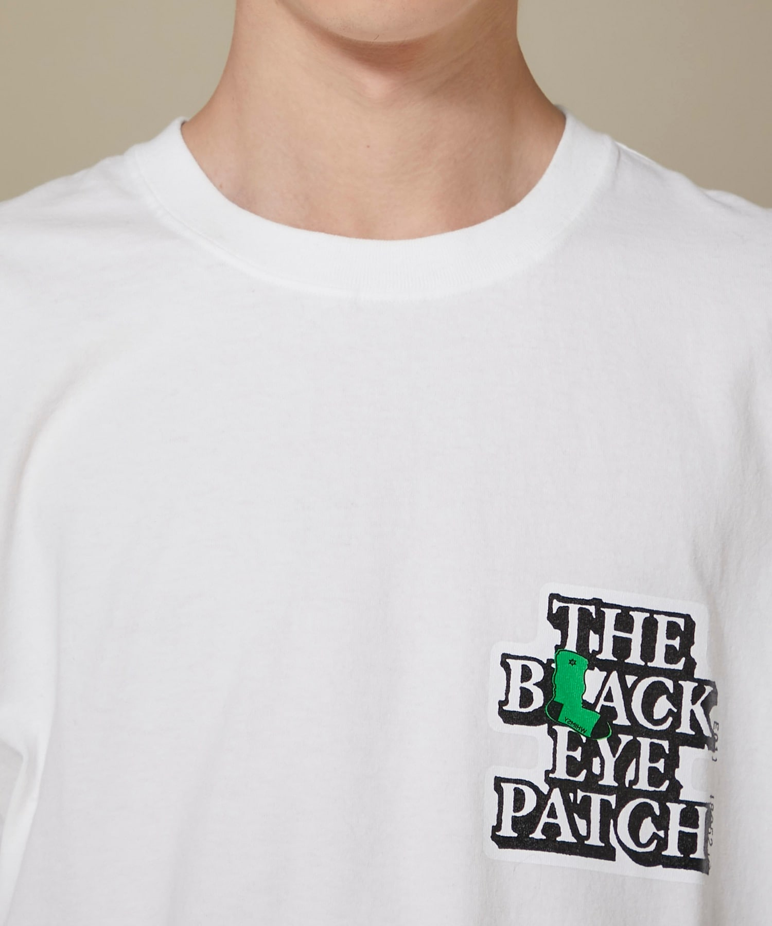 PAINT TRADERS TEE BlackEyePatch