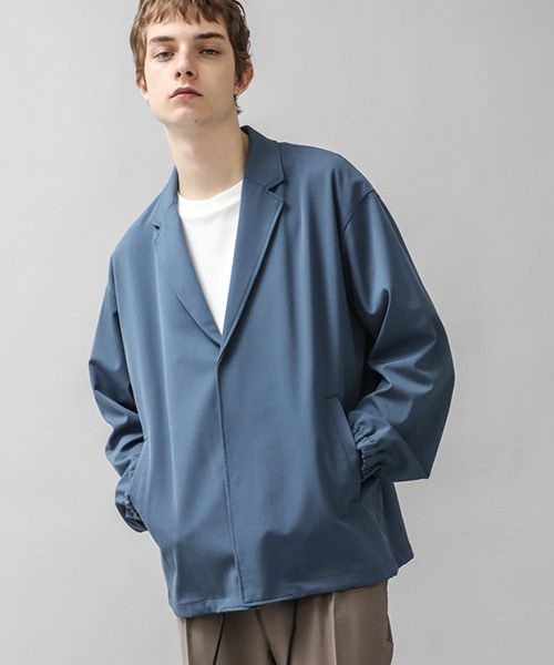 Tailored coach jacket STUDIOUS