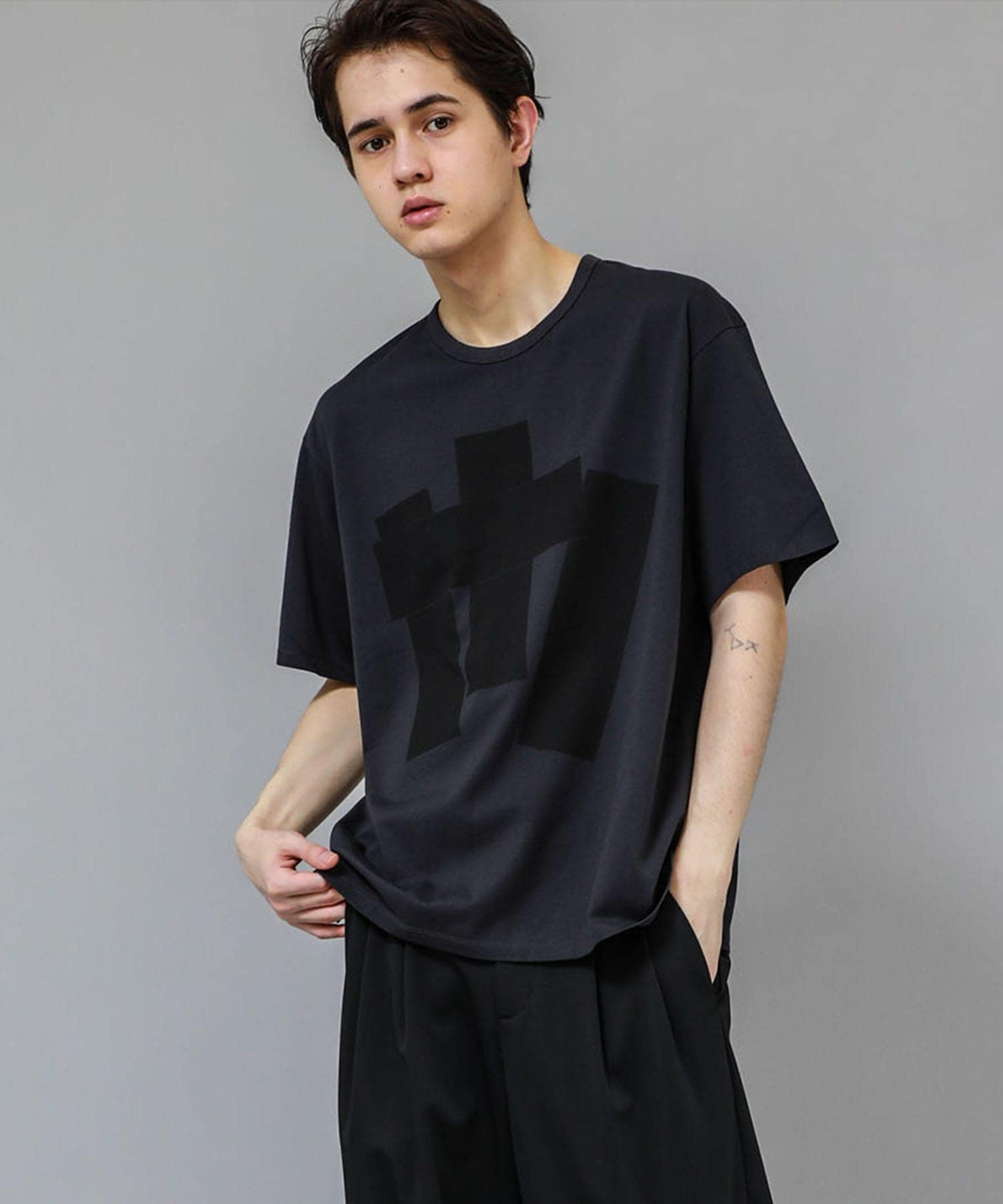 OVER SIZE TEE 2 LAD MUSICIAN