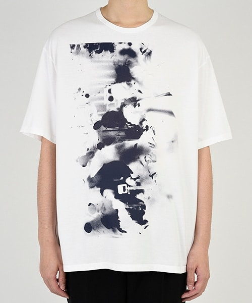 OVER SIZE TEE 3 LAD MUSICIAN