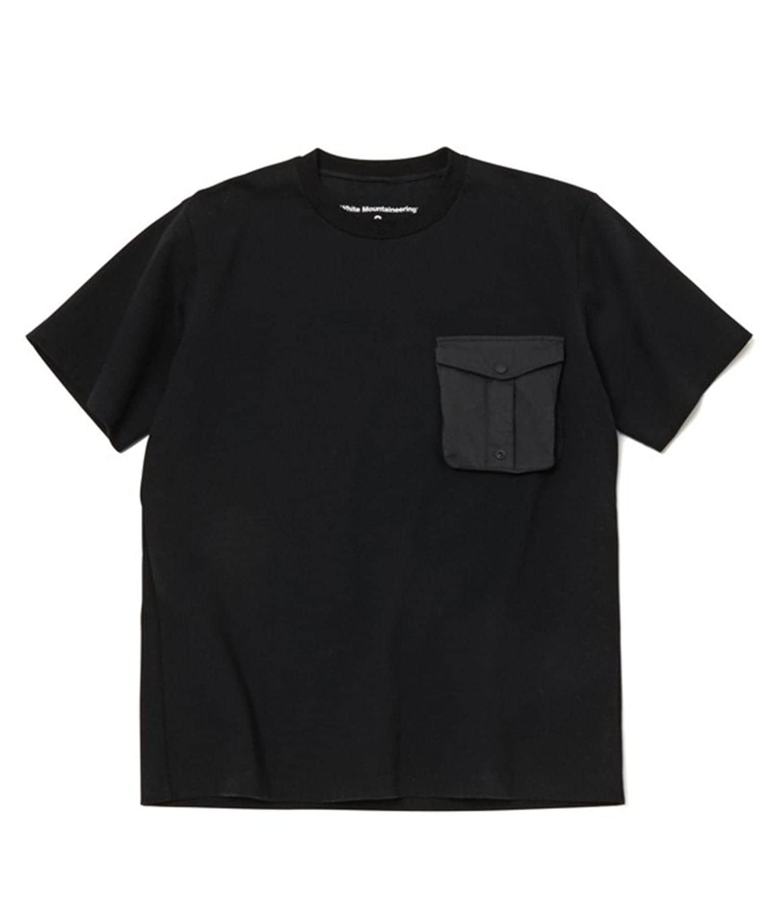 HUNTING POCKET T-SHIRT White Mountaineering