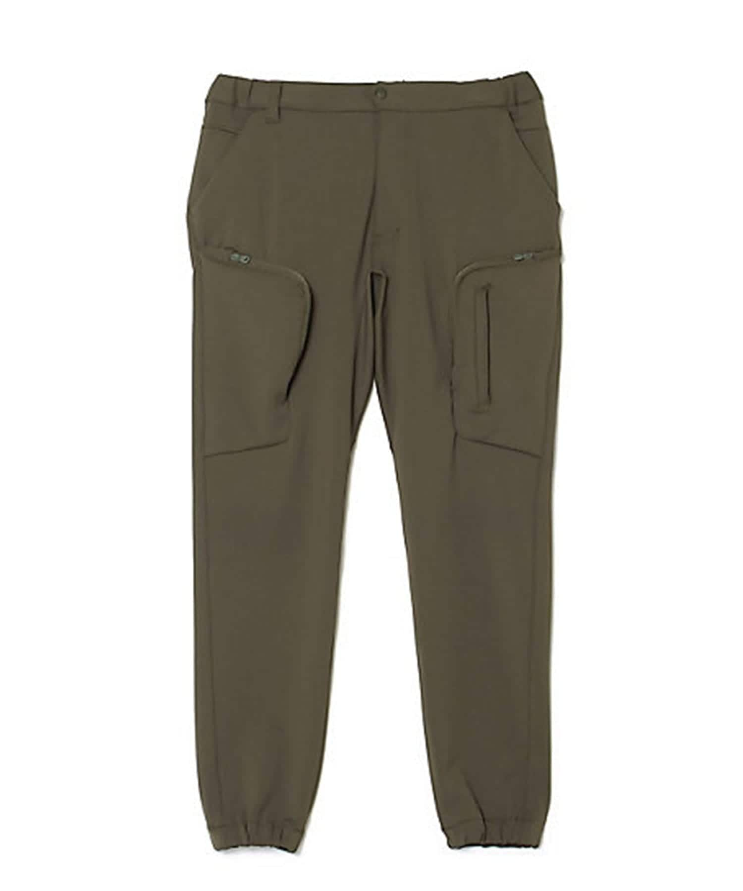 JERSEY TECH CARGO PANTS White Mountaineering