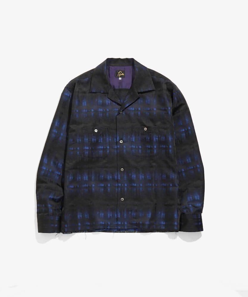 C.O.B Classic Shirt-Pe/W Ombre Plaid Jq