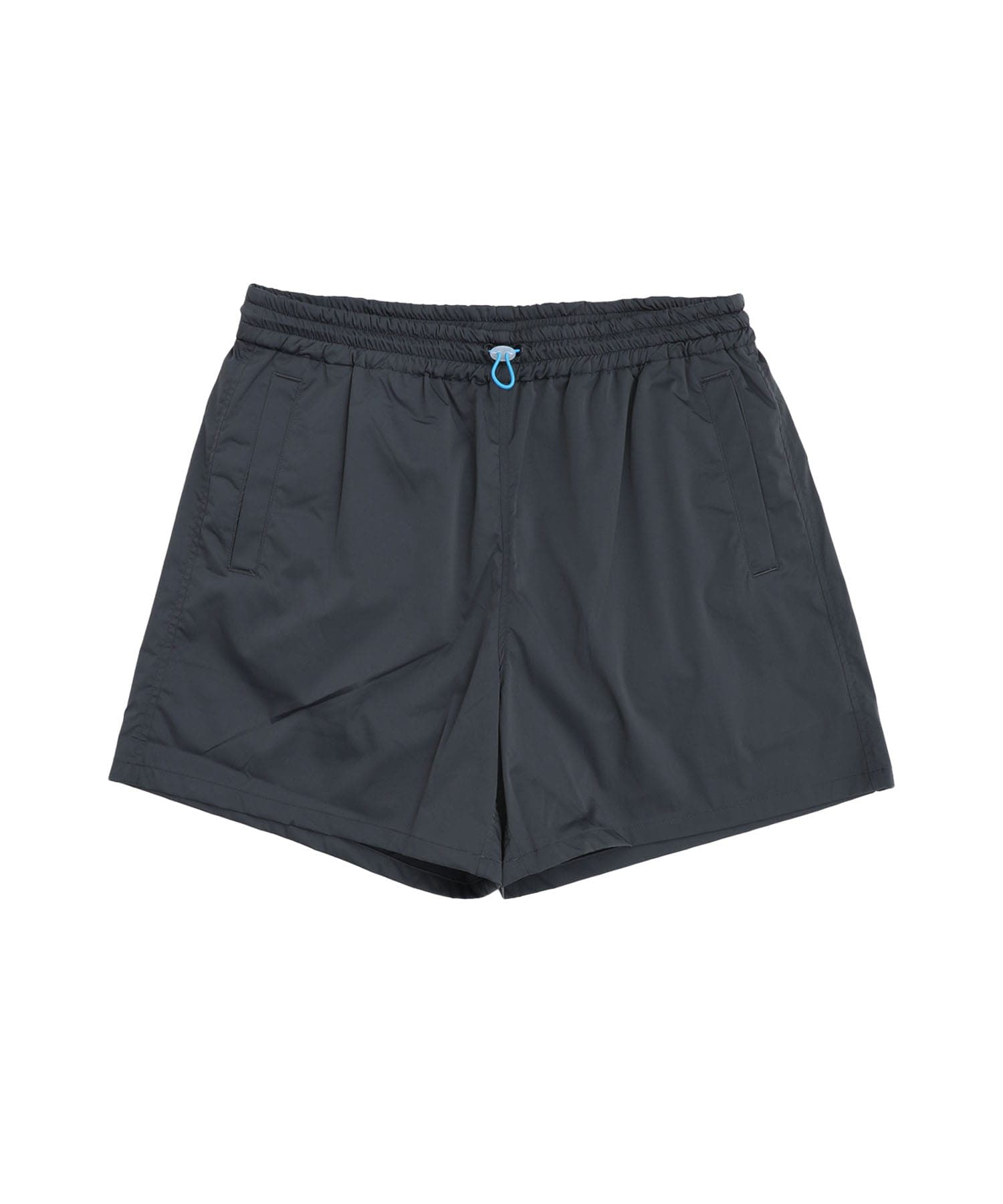 STRETCH NYLON SWIM SHORTS Name.