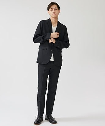 AERO TECH SET UP TAILORED JACKET