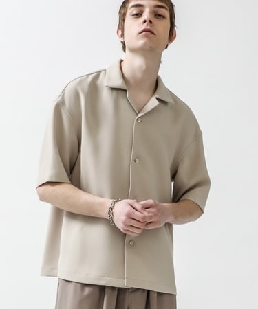 OPEN COLLAR SHIRTS