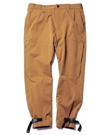 HEM BUCKLE FLIGHT PANTS