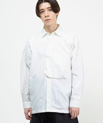 THE OX FABRIC SHIRTS