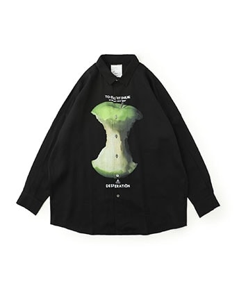 GREEN APPLE  BIG SHIRTS