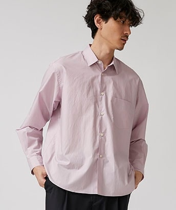 Typewriter Wide Shirts