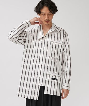 STUDIOUS別注Change long sleeve shirts