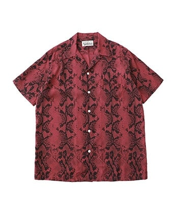 HAWAIIAN SHIRTS S/S(TYPE-5)