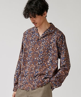 BOWLER SHIRT POLY BROAD LIBERTY