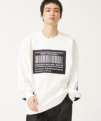 BARCODE  BIG SWEAT