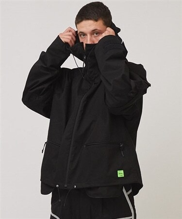 2 Way Chemical Parka