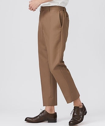 Loose Tapered Slacks