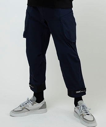 FUNCTIONAL ADJUSTABLE CARGO PANTS