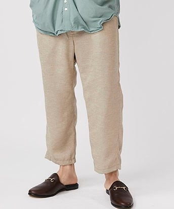 HOPSACK PHAT EASY PANTS