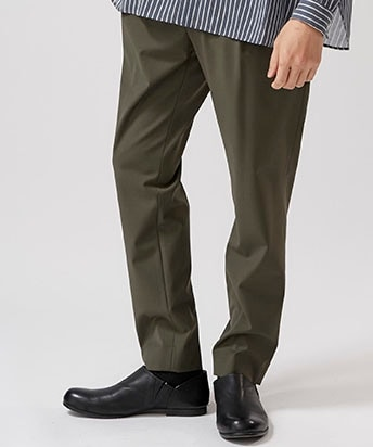 T/W 2WAY Stretch 1tack Slacks