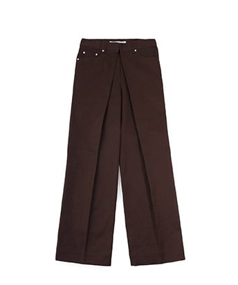 EX.Wide Trouser