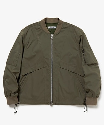 TROOPER BLOUSON POLY TWILL Pliantex