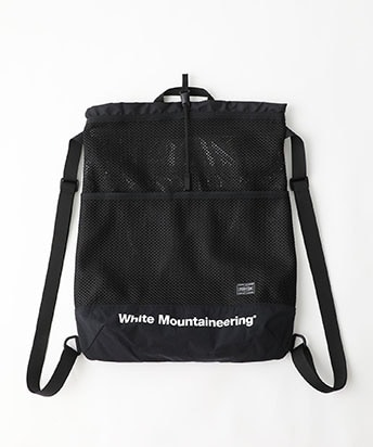 WM x PORTER MESH BACKPACK
