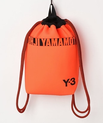 Y3-S20-0000-298/DRAWSTRING BLPACK/S OR