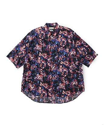 Rexell Psychedelic wide s/s SH