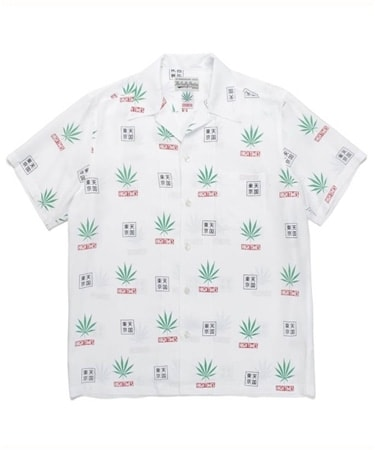 HIGHTIMES / HAWAIIAN SHIRT