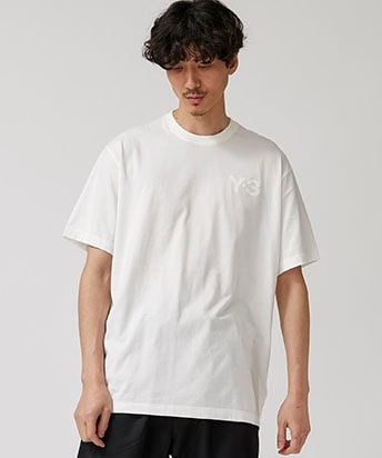 Y3-S20-0000-054/MCCH LOGO-S-TEE/CWH