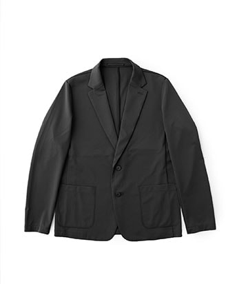 MAT STRETCH JERSEY 2B JACKET