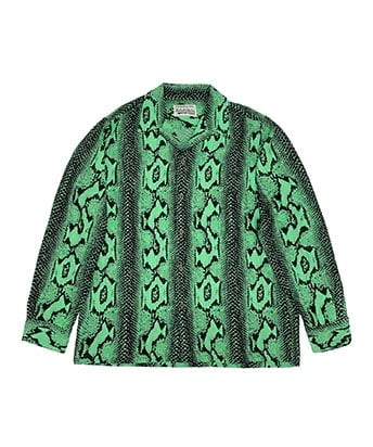 HAWAIIAN SHIRT L/S ( TYPE-1 )