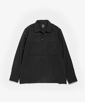 C.O.B.One-Up Shirt-Pe/W Doeskin