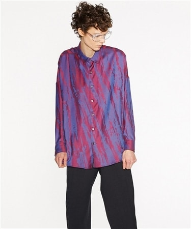 BRUSH LINE JQ L/S SHIRTS
