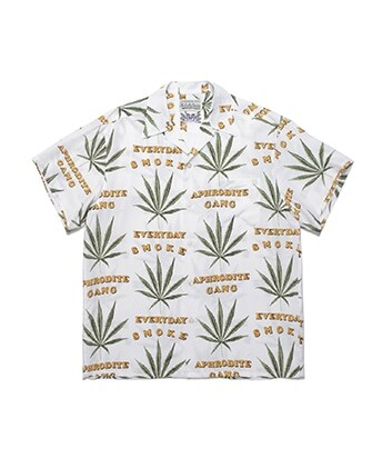 舐達麻 / HAWAIIAN SHIRT