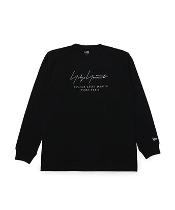 HR-T97-078 NEW ERA L/S TEE