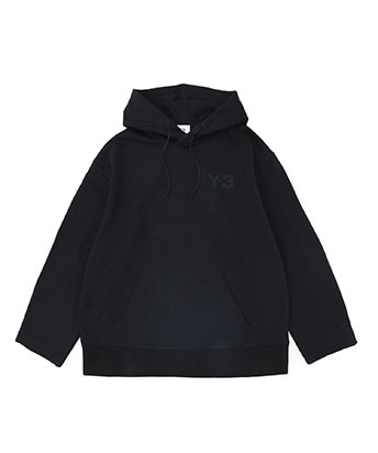 M CLASSIC CHEST LOGO HOODIE