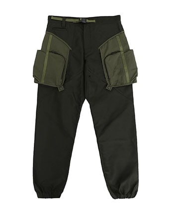 MOLESKIN MIXED PANTS