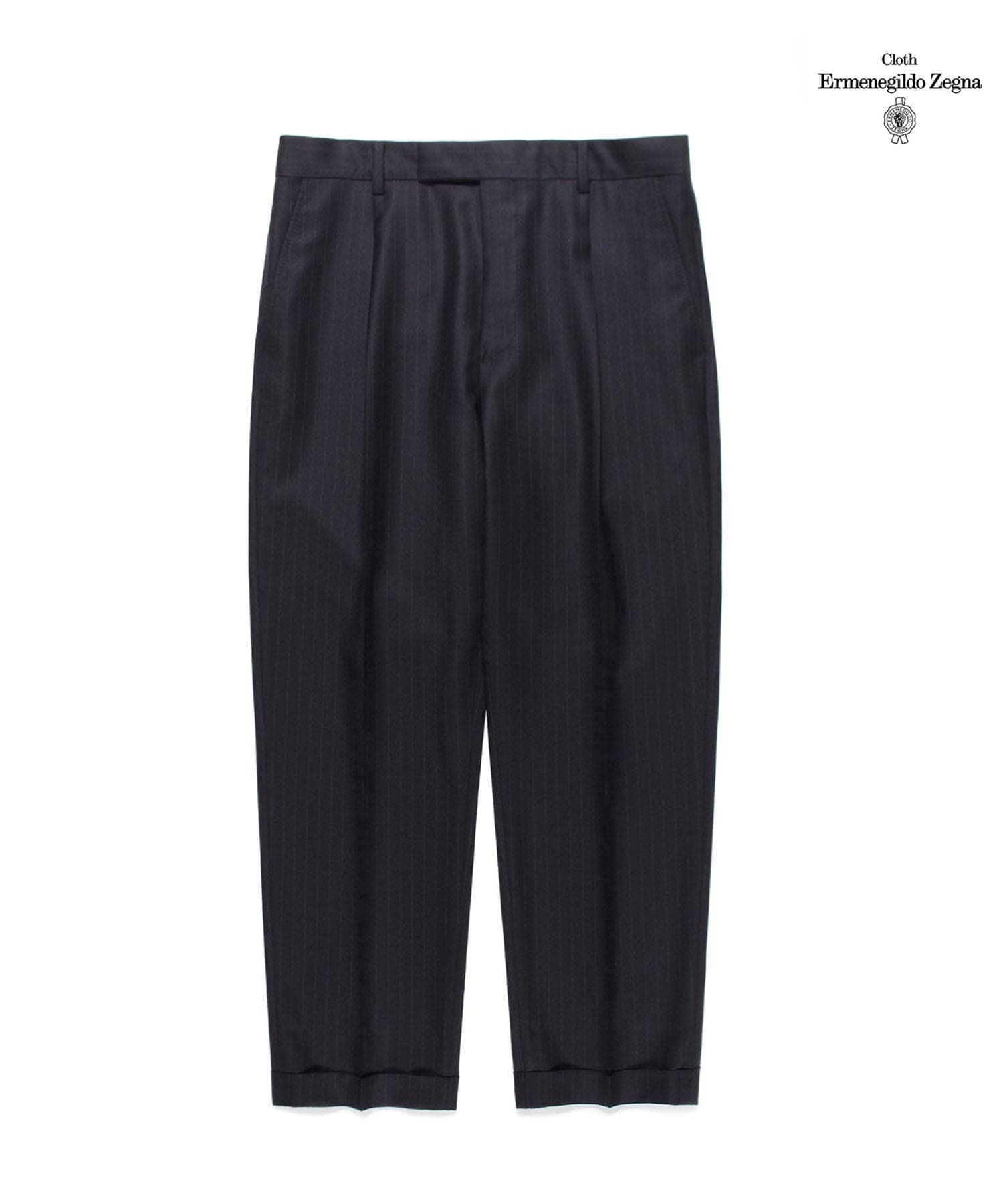 PLEATED TROUSERS TYPE-2